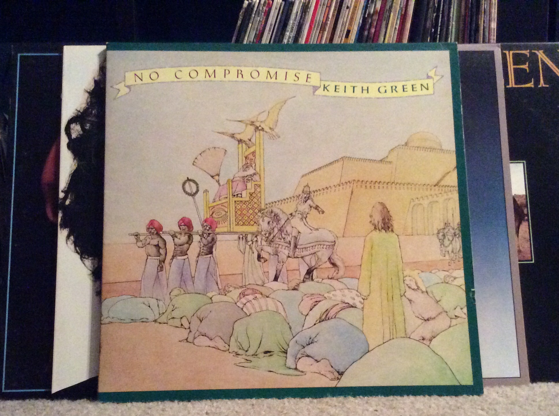 Keith Green No Compromise